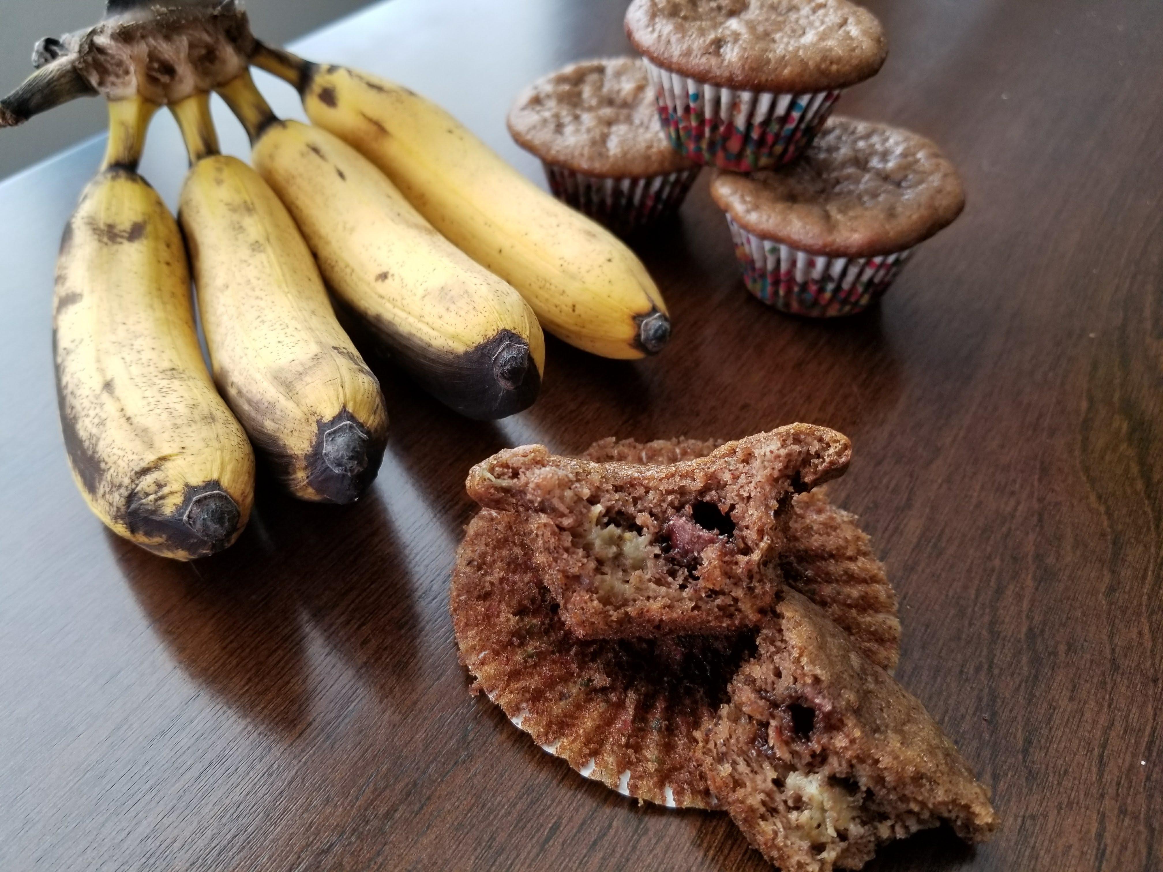 Banana muffins recipe keto